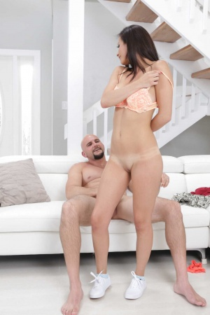 Alexis Deen revenges on her bff by fucking her hung brother in the bedroom