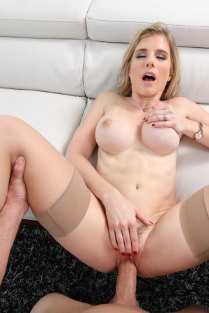 Housewife Cory Chase getting fucked & getting her face covered in cum pov
